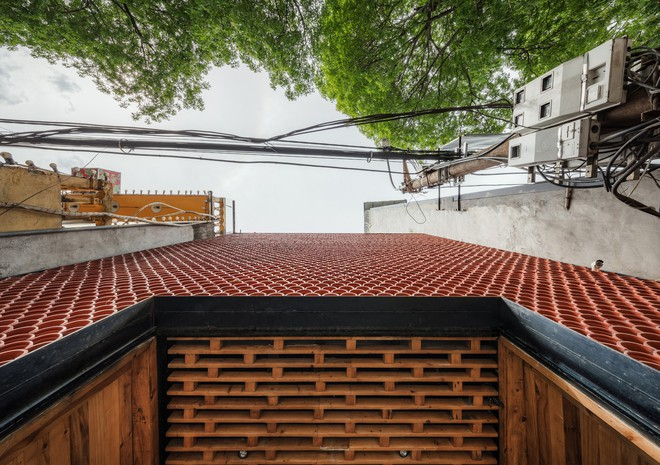 Quán cà phê cá Koi do KTS Việt Nam thiết kế đoạt Giải thưởng xây dựng của năm 2018 do ArchDaily bình chọn - Ảnh 14.
