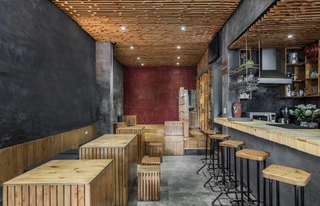 Quán cà phê cá Koi do KTS Việt Nam thiết kế đoạt Giải thưởng xây dựng của năm 2018 do ArchDaily bình chọn - Ảnh 13.