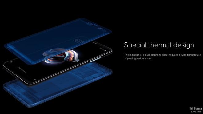 Xiaomi ra mắt Redmi Note 5 Pro: Snapdragon 636, camera kép dọc như iPhone X - Ảnh 10.