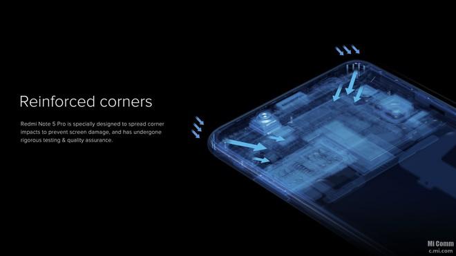 Xiaomi ra mắt Redmi Note 5 Pro: Snapdragon 636, camera kép dọc như iPhone X - Ảnh 9.