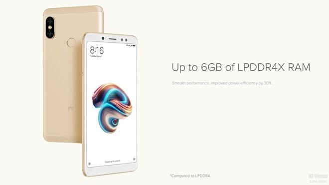Xiaomi ra mắt Redmi Note 5 Pro: Snapdragon 636, camera kép dọc như iPhone X - Ảnh 6.
