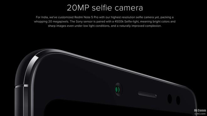 Xiaomi ra mắt Redmi Note 5 Pro: Snapdragon 636, camera kép dọc như iPhone X - Ảnh 5.