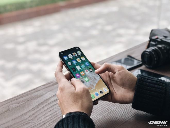 iPhone X là chiếc smartphone với vai trò định hướng cho toàn bộ ngành công nghiệp di động trong 10 năm tới