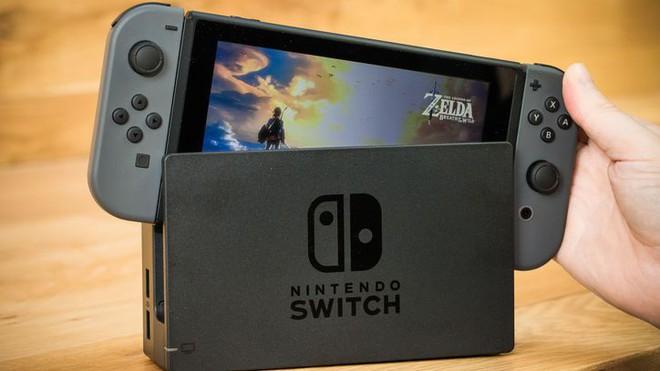 Phát hiện lỗ hổng của Nintendo Switch giúp hacker cài Linux để chạy game lậu - Ảnh 1.