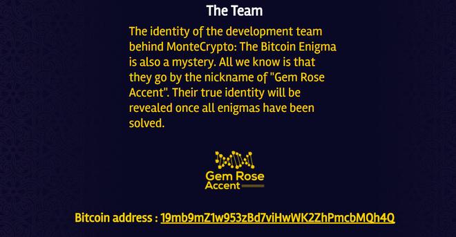 1 Bitcoin sẽ được trao cho người đầu tiên phá đảo được game giải đố xoắn não này - Ảnh 5.