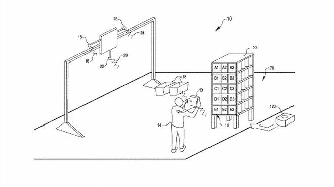 Giữa những tin đồn đối xử nhân viên thậm tệ, Amazon lại mới được cấp bằng sáng chế dây đeo theo dõi chuyển động tay của nhân viên - Ảnh 2.