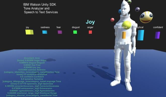 IBM Watson Unity SDK sẽ mang đến nhiều tính năng mới để các lập trình viên trải nghiệm và tạo ra những sản phẩm AR/VR cao cấp nhất.