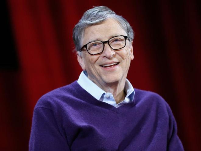 Tỷ phú Bill Gates là một người sống rất giản dị.