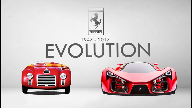 Thiết kế của xe Ferrari đã thay đổi như thế nào trong 70 năm qua? - Ảnh 2.