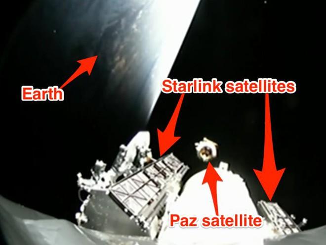 Hai vệ tinh thử nghiệm được phóng thành công.