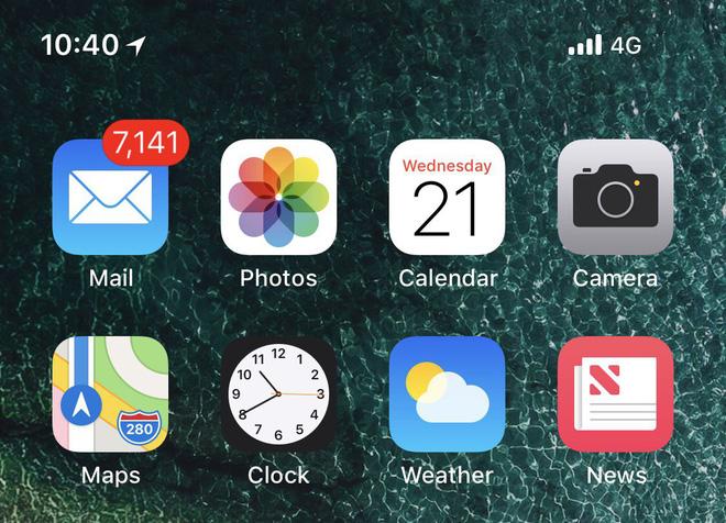 Khắc phục xong lỗi ký tự Ấn Độ iOS 11.2.6 lại gây ra lỗi mới: Mất luôn biểu tượng trạng thái pin - Ảnh 2.