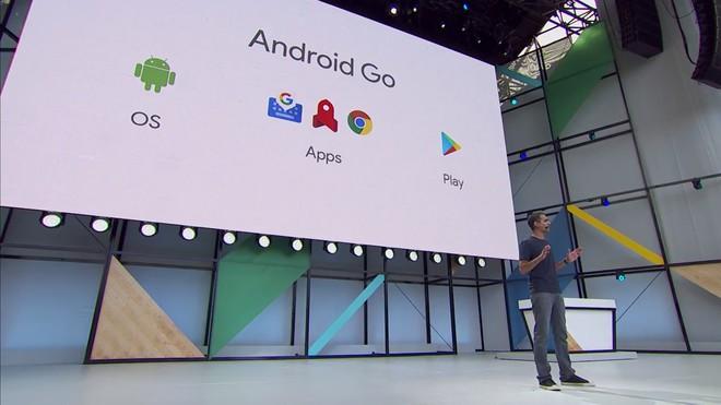 Android Go và Android One đóng vai trò quan trọng trong kế hoạch mở rộng hệ sinh thái sản phẩm sử dụng hệ điều hành di động của Google.