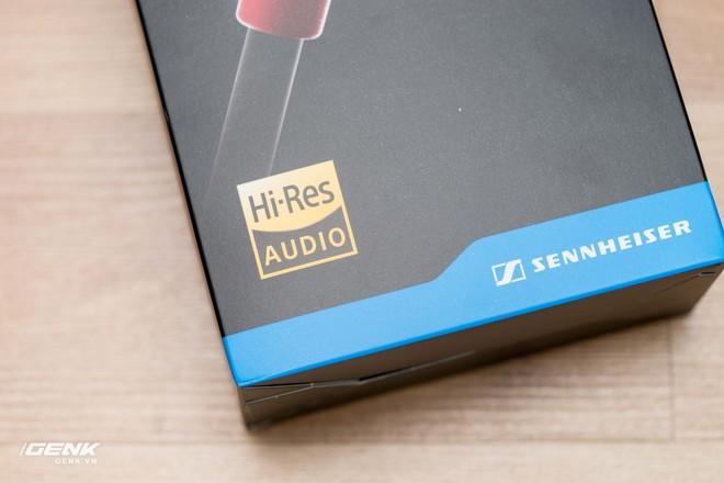 Đập hộp tai nghe Inear đầu bảng Sennheiser IE800s giá 30 triệu đồng - Ảnh 3.