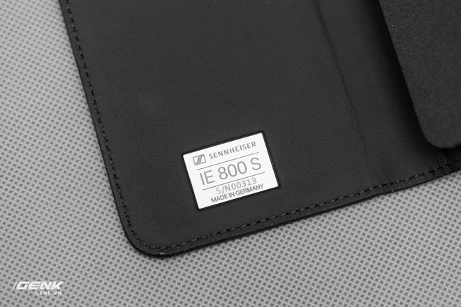 Đập hộp tai nghe Inear đầu bảng Sennheiser IE800s giá 30 triệu đồng - Ảnh 9.