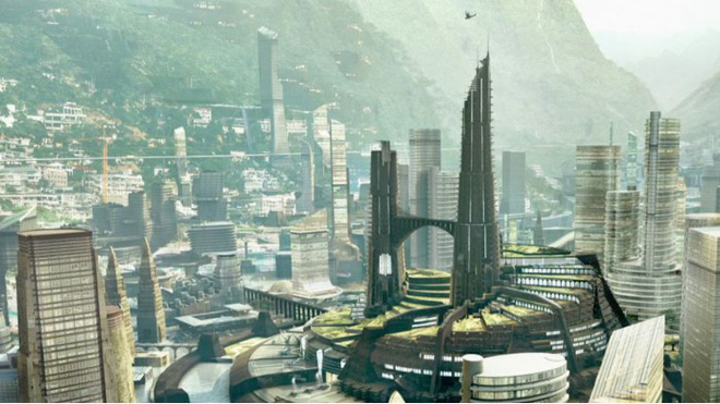 Vương quốc Wakanda trong phim