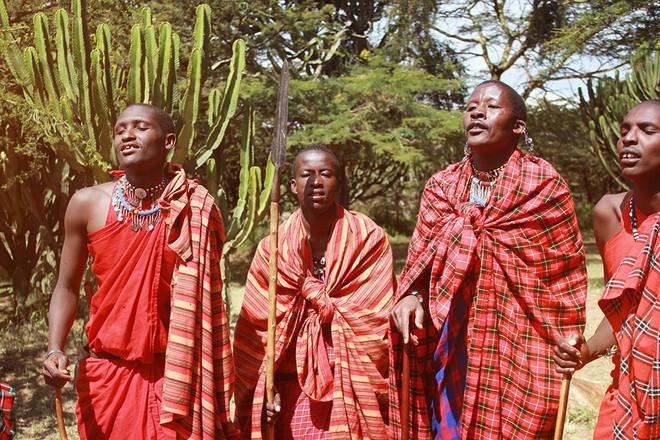 Xem Black Panther, chắc chắn bạn không thể bỏ qua những nét văn hóa châu Phi ấn tượng xuất hiện trong phim - Ảnh 8.