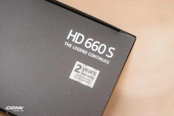 Mở hộp tai nghe cao cấp Sennheiser HD660s: Viết tiếp trang sử vàng - Ảnh 4.