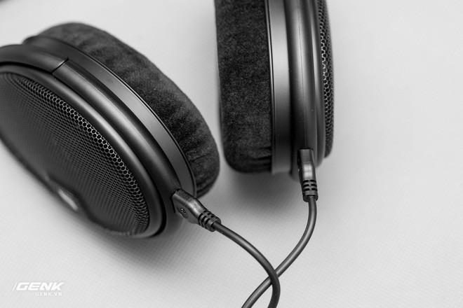 Mở hộp tai nghe cao cấp Sennheiser HD660s: Viết tiếp trang sử vàng - Ảnh 12.