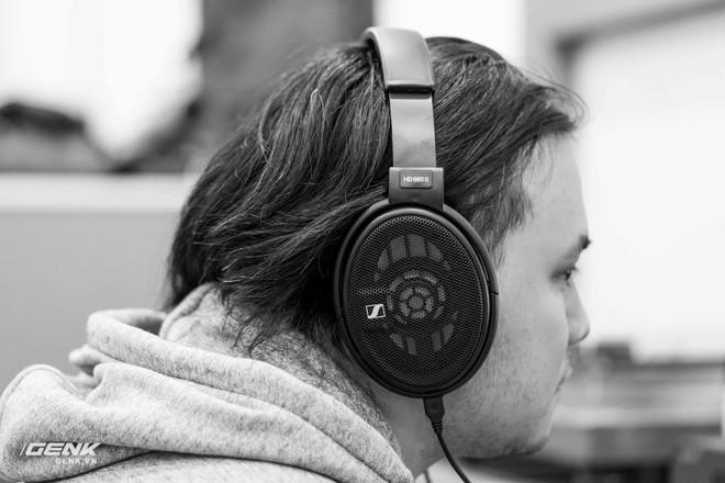Mở hộp tai nghe cao cấp Sennheiser HD660s: Viết tiếp trang sử vàng - Ảnh 15.