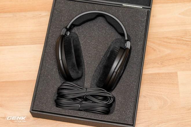 Mở hộp tai nghe cao cấp Sennheiser HD660s: Viết tiếp trang sử vàng - Ảnh 6.