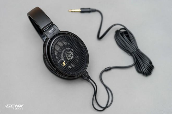 Mở hộp tai nghe cao cấp Sennheiser HD660s: Viết tiếp trang sử vàng - Ảnh 9.