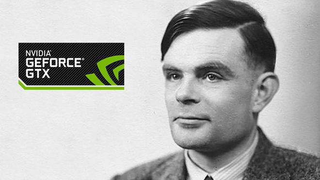 Dòng VGA dùng trong AI mới của NVIDIA sẽ được đặt theo tên của nhà toán học nổi tiếng Alan Turing