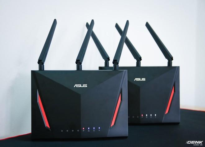 Trải nghiệm tính năng AiMesh trên router ASUS: Wi-fi giờ cũng có trí thông minh - Ảnh 2.
