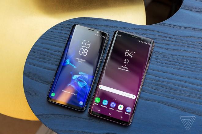 Galaxy S9, S9+ chính thức ra mắt: Camera nâng cấp lớn với khẩu độ thay đổi được, quay video 960 fps, AR Emoji - Ảnh 8.
