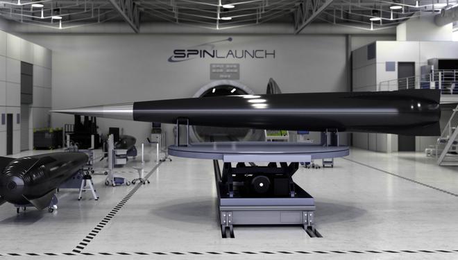 SpinLaunch: Startup sử dụng máy bắn đá để phóng tàu Vũ trụ gây quỹ được 30 triệu USD - Ảnh 4.