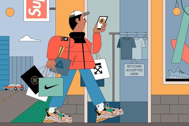 Tiền mã hóa và thời trang đường phố đang đến với nhau như thế nào? - Ảnh 4.