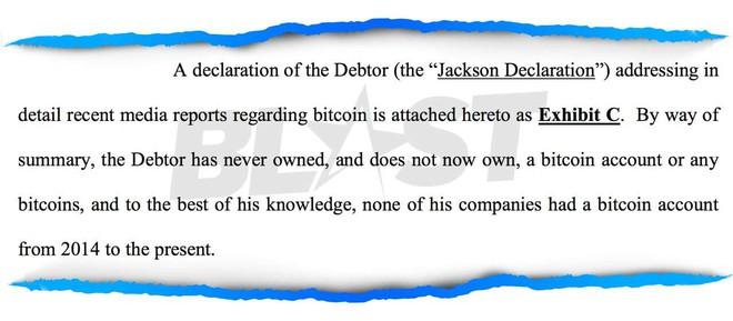 Sự thật thì rapper đình đám 50 Cent không sở hữu bất cứ bitcoin nào từ việc bán album - Ảnh 1.