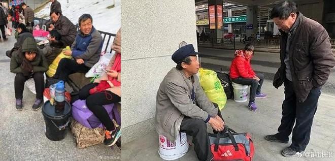Dùng thùng sơn thay vali: Xu hướng hot nhất mùa Xuân vận 2018 tại Trung Quốc - Ảnh 3.