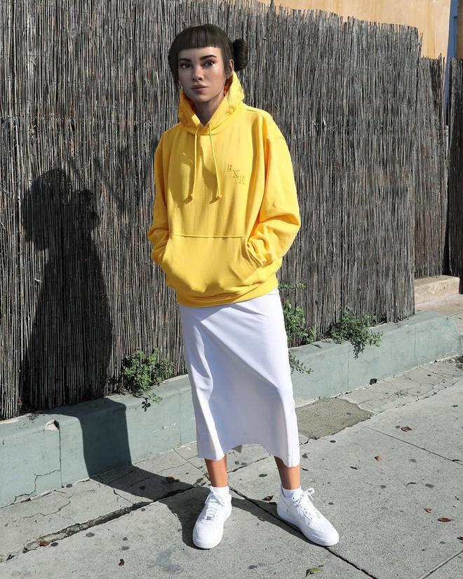Miquela - Người mẫu ảo nổi tiếng nhất Instagram với 542.000 người theo dõi: mẫu là ảo, nhưng quần áo được gửi tặng là thật! - Ảnh 9.
