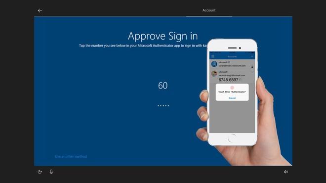 Microsoft muốn thay thế mật khẩu truyền thống bằng những tính năng xác thực cao cấp hơn.