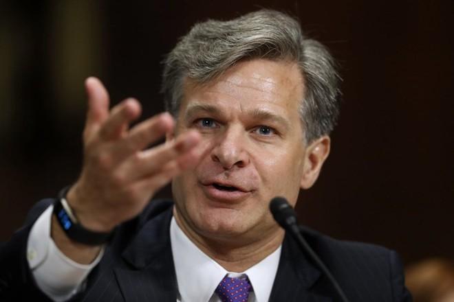 Giám đốc FBI: Christopher Wray