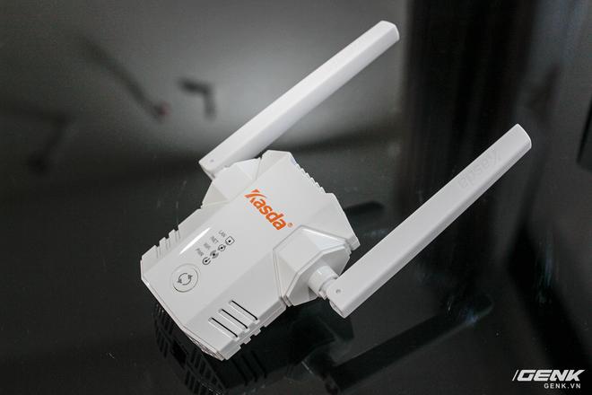 Kasda KW5585 N 300M Wifi Range Extender: Giá cực rẻ nhưng sóng cực khỏe - Ảnh 2.