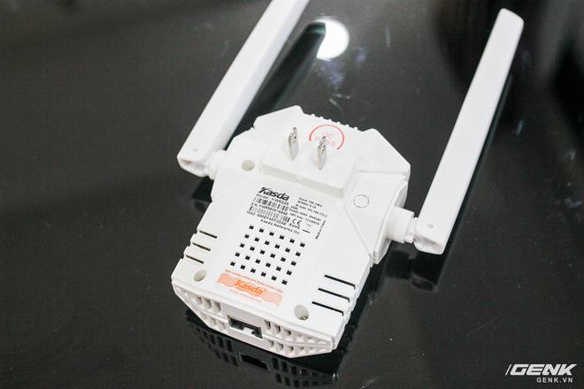 Kasda KW5585 N 300M Wifi Range Extender: Giá cực rẻ nhưng sóng cực khỏe - Ảnh 3.