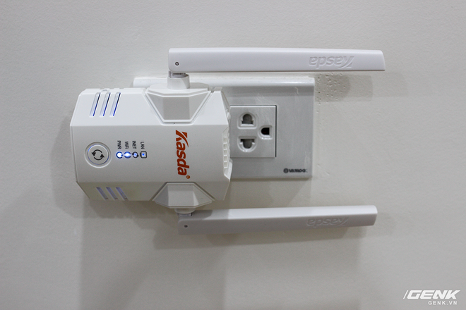 Kasda KW5585 N 300M Wifi Range Extender: Giá cực rẻ nhưng sóng cực khỏe - Ảnh 6.