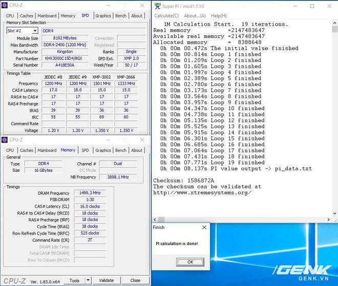 Kingston HyperX Predator: Thương hiệu quá quen thuộc với thị trường Việt Nam nhưng đến tận bây giờ mới có RAM cao cấp - Ảnh 6.