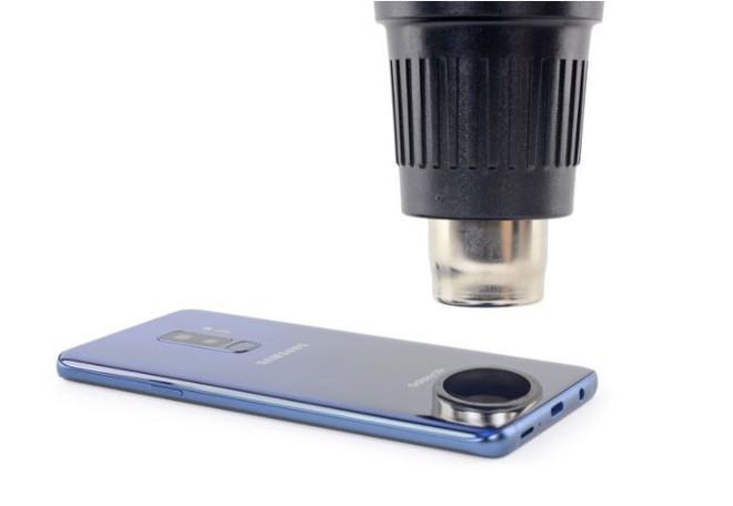 iFixit mổ bụng Galaxy S9+: Cách bố trí tương tự S8+ nhưng có một số thay đổi quan trọng, khó sửa - Ảnh 2.