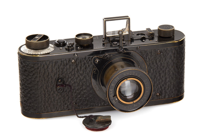 Chiếc máy ảnh Leica 0-series no. 122