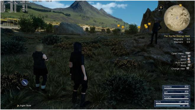 Phiên bản crack cũng đã tối ưu hóa một số cảnh game hơn so với phiên bản Steam.