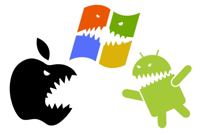Mỹ: Khảo sát cho thấy mức độ phổ biến của Microsoft đối với người tiêu dùng còn cao hơn cả Apple và Google - Ảnh 1.