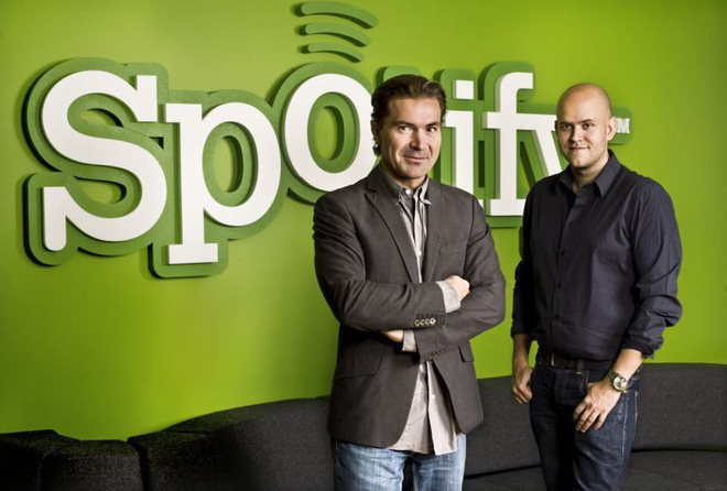 Daniel, CEO và nhà sáng lập của Spotify thú nhận trên Quora rằng: Martin và tôi đang ngồi trong những phòng khác nhau và tranh luận về tên gọi của ứng dụng. Chúng tôi thậm chí còn dùng cả phần mềm chế ngôn ngữ và mấy thứ tương tự.