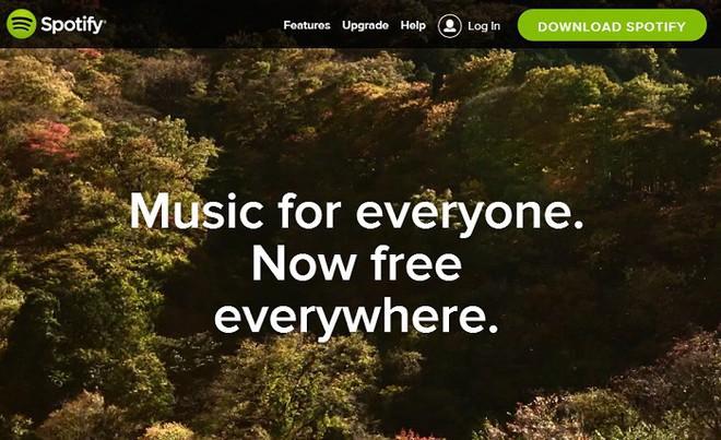 Sự phát triển nhanh chóng của Spotify đến từ việc công ty đã tận dụng được thời cơ khi thị trường âm nhạc đang ở trong bóng tối của vi phạm bản quyền.