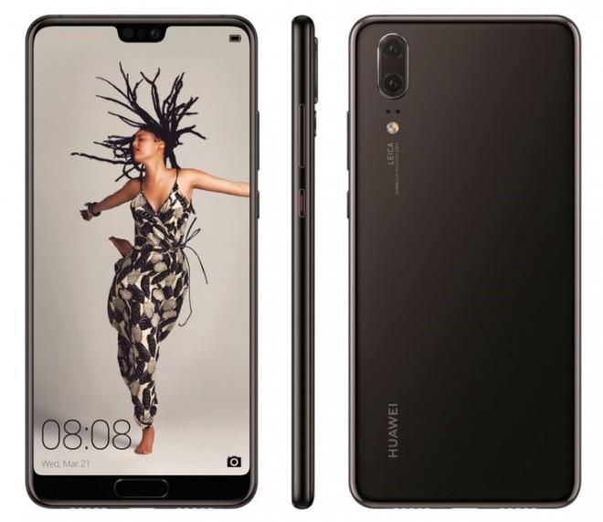 Huawei P20 cùng hai anh em P20 Pro và P20 Lite sẽ chính thức ra mắt vào cuối tháng này.