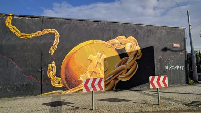 Sàn Bitstamp xây dựng tượng đài bitcoin đầu tiên trên thế giới - Ảnh 5.