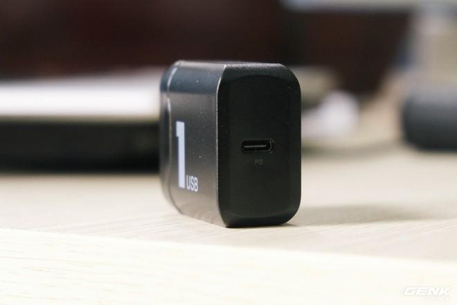 Trải nghiệm bộ sạc nhanh giá rẻ cho iPhone X & iPhone 8: Giá bằng 1/4 Apple, đạt 50% trong 30 phút, kèm dây Lightning sang USB-C - Ảnh 4.