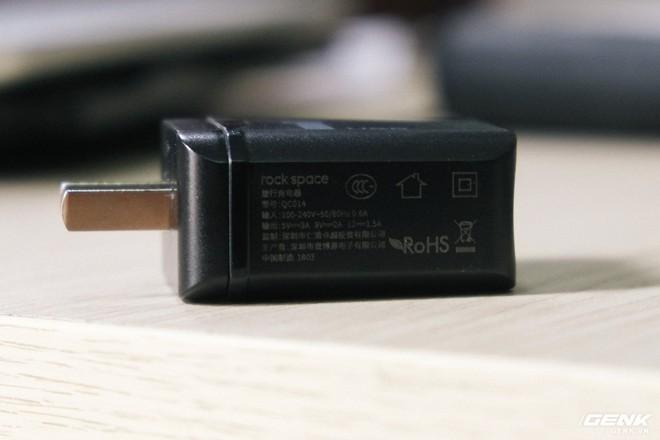Trải nghiệm bộ sạc nhanh giá rẻ cho iPhone X & iPhone 8: Giá bằng 1/4 Apple, đạt 50% trong 30 phút, kèm dây Lightning sang USB-C - Ảnh 5.