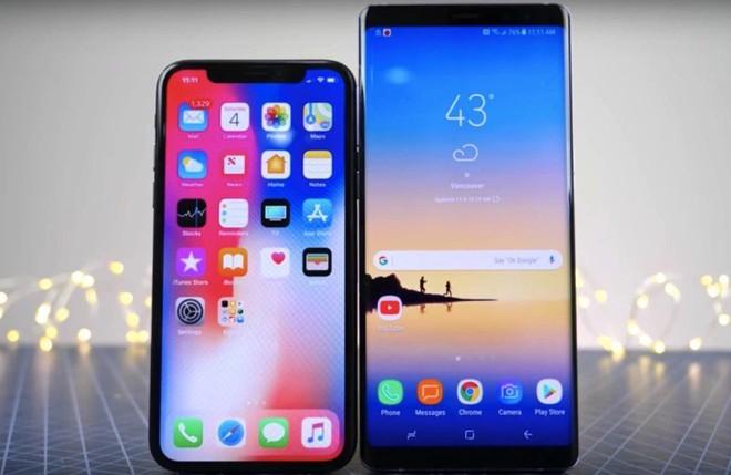 5 lí do để thích Galaxy S9 hơn iPhone X - Ảnh 1.